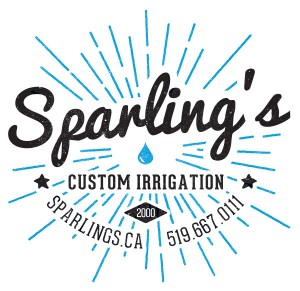 Sparling's Custom Irrigation London ON